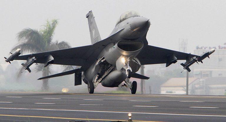 Remajakan F-16, Taiwan Mulai Latihan Simulasi Serangan Tiongkok