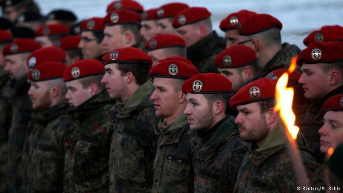 Dukung NATO, Jerman Terjunkan Personil Ke Perbatasan Rusia