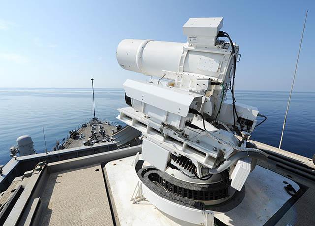 Litbang Senjata Laser, Pentagon Butuh Banyak Duit