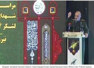Jenderal Teheran Sebut Akan Hancurkan AS, Israel, Dan Saudi
