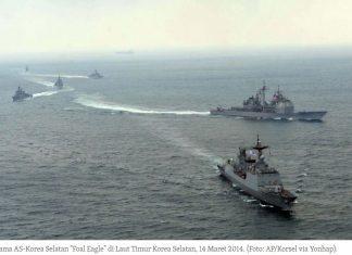 Presiden AS Mengumumkan Pembatalan Latihan Militer Dengan Korsel