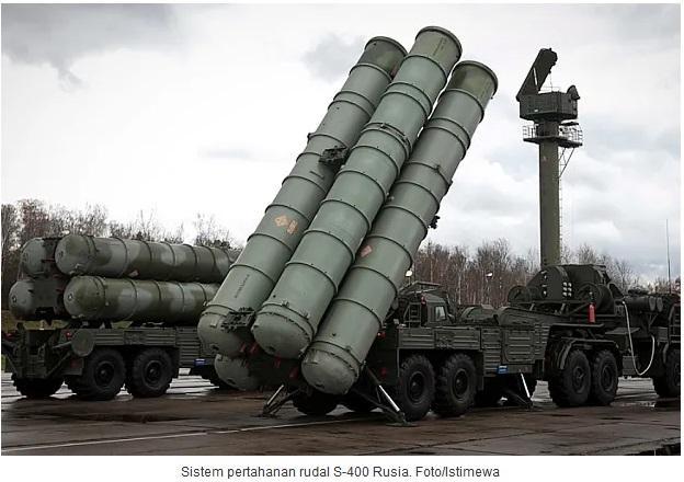 Turki Fokus Pilih S-400 Rusia Dan Tolak Penawaran Rudal Patriot AS