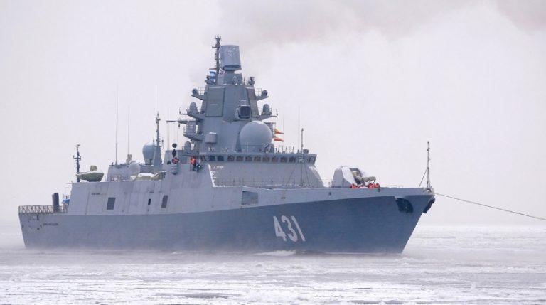 Rusia Akan Tambah 12 Fregat Admiral Gorshkov Lagi