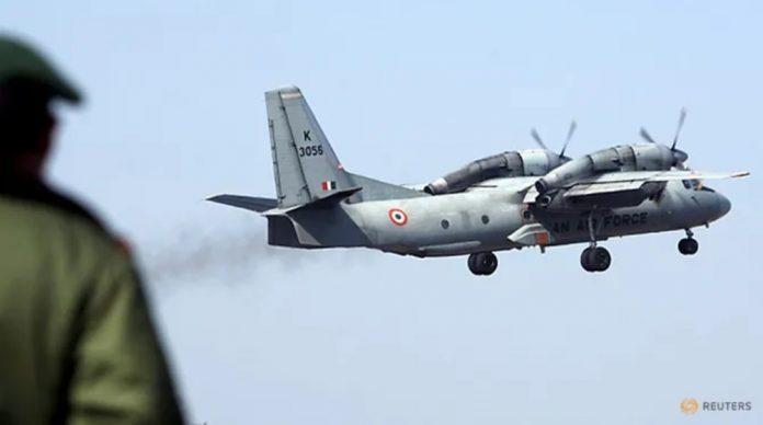 Pesawat Angkatan Udara India Jatuh Lagi. Antonov An-32 AU India